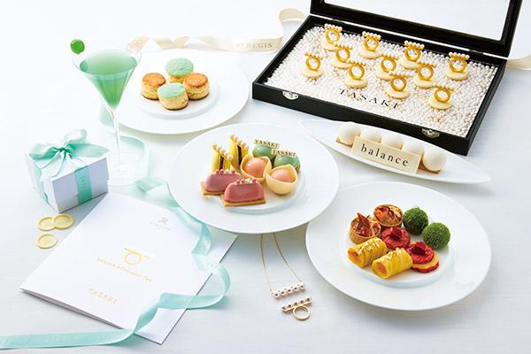 TASAKI x The St. Regis Osaka Collaboration アフタヌーンティー  「balance Afternoon Tea」をセント レジス ホテル 大阪にて開催