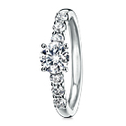 BRILLANTE Solitaire Ring