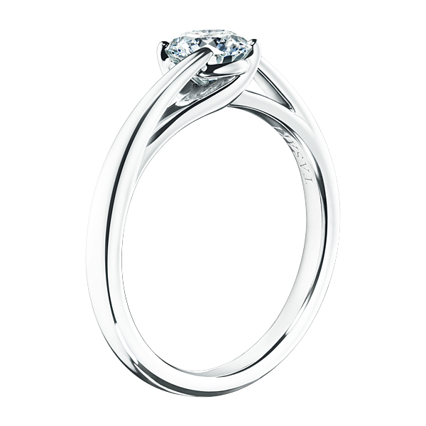 STILE Solitaire Ring