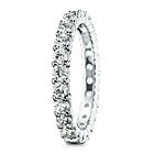 BRILLANTE Full Eternity 26 Ring