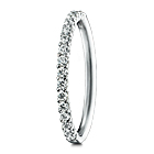 BRILLANTE Half Eternity 16 Ring