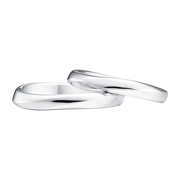 INFINITA Line Marriage Ring