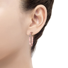 PIANO 3 Stones Earrings