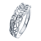 take flight Marriage Ring (women's)
