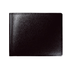 Bi-fold Wallet Black-Navy