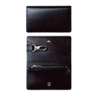 Key Holder Navy-Black
