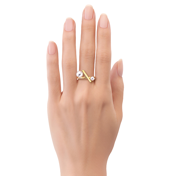 balance cross Ring