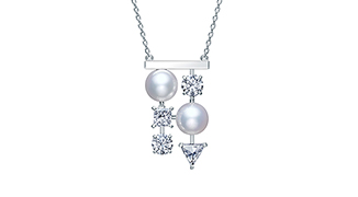 Pendant jewellery tasaki balance mozeypictures Choice Image