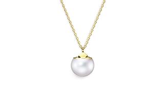 Pendant jewellery tasaki cubic pearl mozeypictures Choice Image